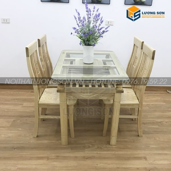 bàn ăn gỗ, Bàn ăn gỗ sồi và những điều cần biết khi mua sản phẩm