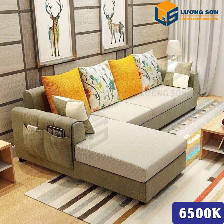 Mẫu sofa góc đẹp giá rẻ tại Lương Sơn