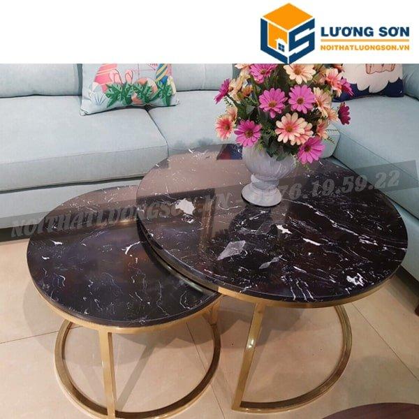 mẫu bàn tròn, Những ưu điểm tuyệt vời của mẫu bàn tròn trong thiết kế nội thất