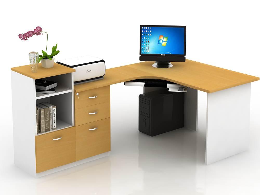 mẫu bàn để máy vi tính đẹp, Tham khảo ngay 5 mẫu bàn để máy vi tính đẹp tại Lương Sơn
