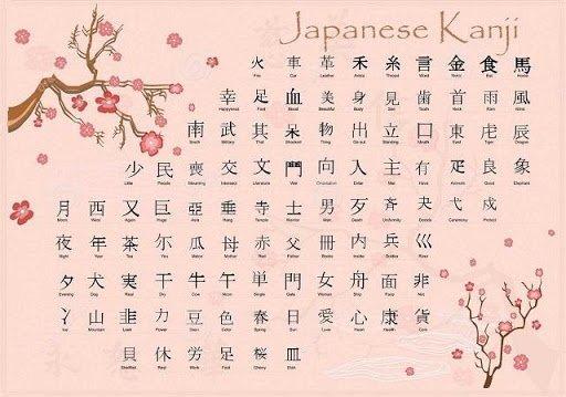 học bảng chữ cái tiếng Nhật, Thông tin quan trọng 4 bảng chữ cái tiếng Nhật cho người mới học
