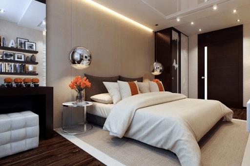 mẫu phòng ngủ đẹp, 4 Mẫu phòng ngủ đẹp hiện đại, sang trọng nhất thị trường 2019