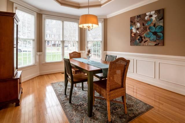 bàn ghế gỗ, Xu hướng bàn ghế gỗ phòng ăn 2020 và những điều cần biết