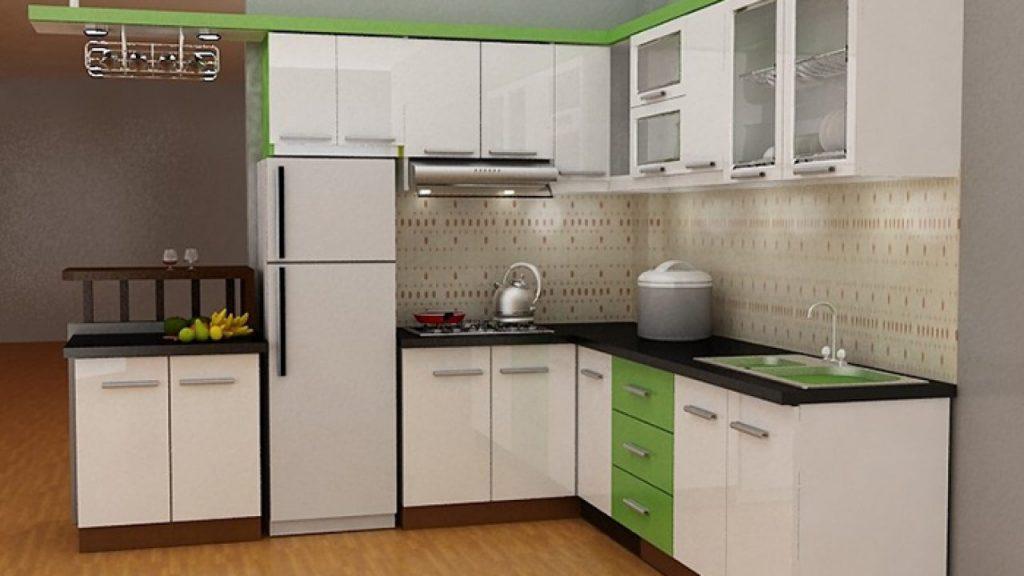nội thất nhà bếp, 7 thiết kế mẫu nhà bếp đẹp đơn giản, hiện đại nhất trong năm nay