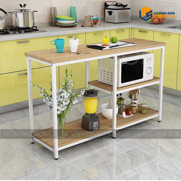 Kệ bếp 3 tầng đa năng KB01