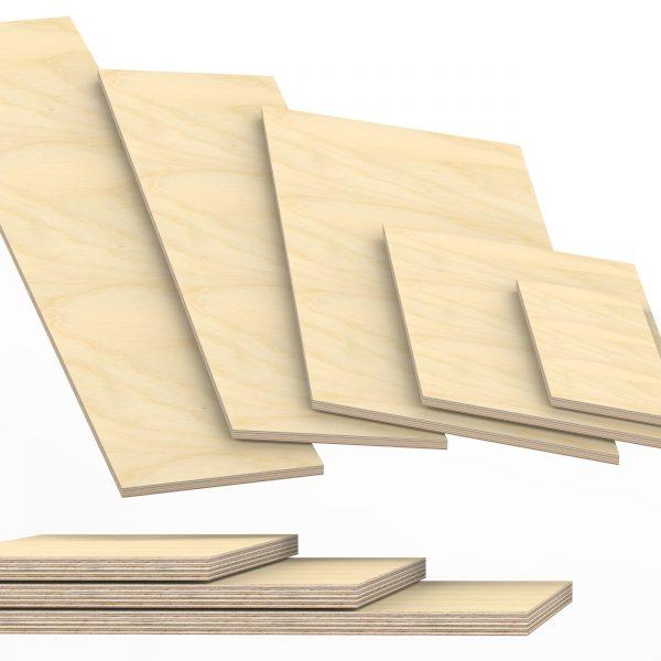 plywood, Tìm hiểu chi tiết và ứng dụng của gỗ plywood trong nội thất hiện đại