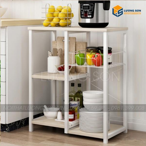 Kệ bếp đa năng KB05 thiết kế tiện nghi cho không gian bếp