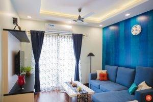 3 nguyên tắc chọn rèm vải phù hợp nội thất ngôi nhà bạn