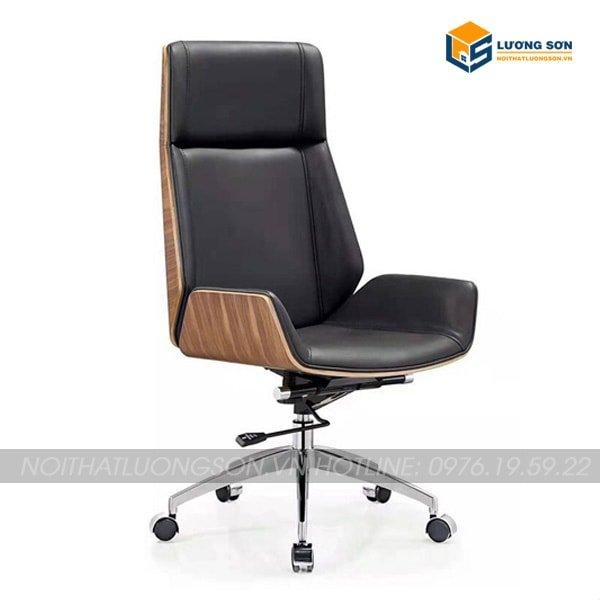 Ghế lãnh đạo G8134 hiện đại, phù hợp với không gian phòng giám đốc