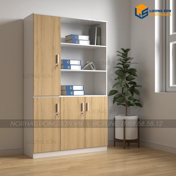 Tủ hồ sơ gỗ TL40