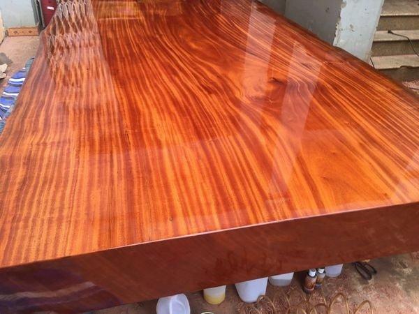 Gỗ lim Nam Phi được sử dụng nhiều trong sản xuất nội thất hiện nay
