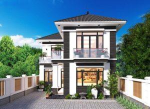 Chi phí xây nhà 2 tầng 50m2 hết bao nhiêu tiền?