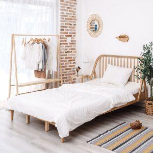 Hướng dẫn chọn chiều cao giường chính xác theo từng loại giường