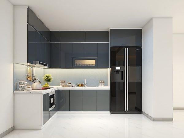 kích thước tủ bếp, Kích thước tủ bếp phong thủy và phù hợp với các căn bếp Việt