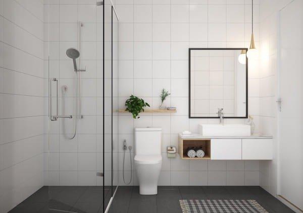chiều cao lavabo, Hướng dẫn xác định chiều cao lavabo tiêu chuẩn cho không gian nội thất