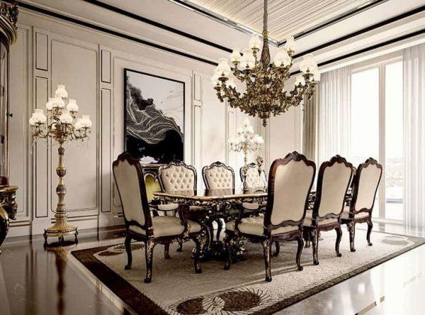 phòng ăn đẹp, Tư vấn thiết kế nội thất phòng ăn đẹp với chi phí rẻ bất ngờ