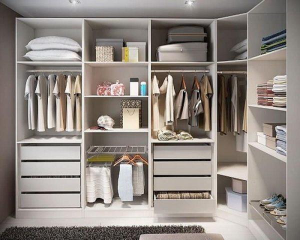 """tủ đồ, Kinh nghiệm lựa chọn tủ đồ """"chất"""" cho không gian phòng ngủ"""