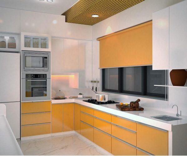 tủ bếp acrylic, Ưu và nhược điểm của tủ bếp acrylic mà bạn không nên bỏ qua