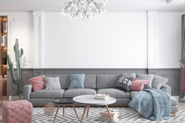 ghế sofa phòng khách, Ghế sofa phòng khách tạo nên đẳng cấp cho gia đình hiện đại