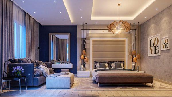 nội thất phòng ngủ, Nội thất phòng ngủ – không gian quyết định chất lượng cuộc sống