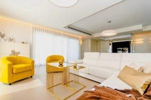 4 ưu điểm sofa da góc làm bạn chỉ muốn rinh ngay về phòng khách