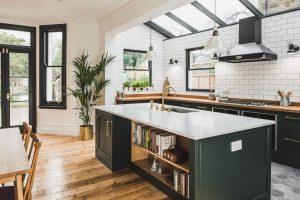 Top những mẫu thiết kế đảo bếp đẹp nhất 2021 cho bếp hiện đại