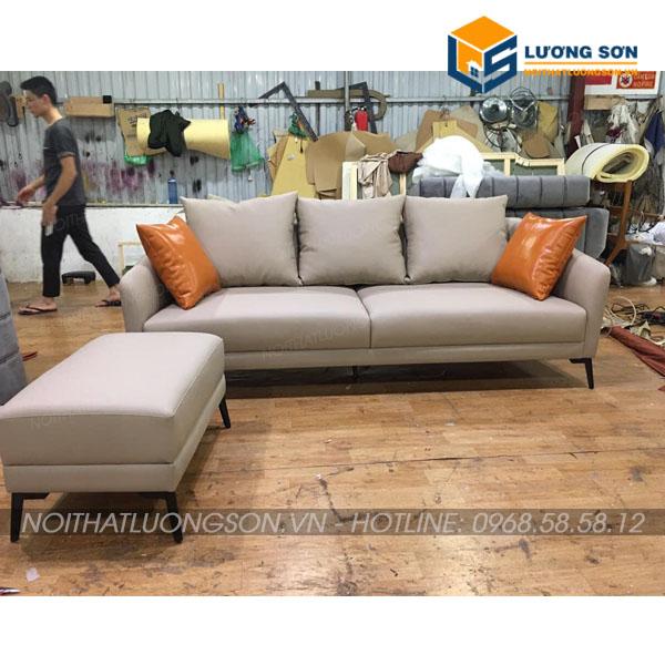 Sofa góc da thông minh – SFD20