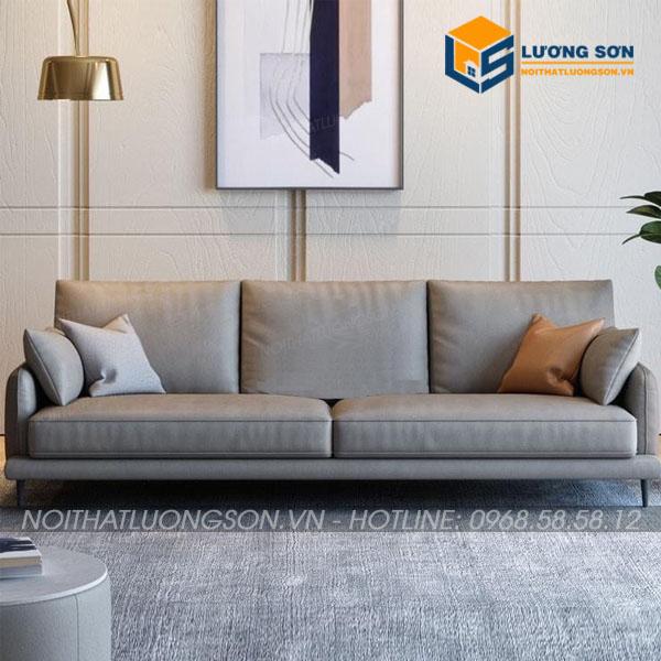 Sofa văng nỉ sang trọng – SFN32