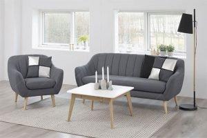 5 lưu ý quan trọng khi chọn một bộ ghế sofa cho phòng khách nhỏ