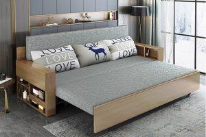 Sofa giường hiện đại sự lựa chọn thông minh cho nhà nhỏ