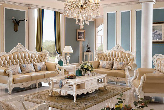 , Kinh nghiệm mua sofa tân cổ điển cho phòng khách không thể bỏ qua