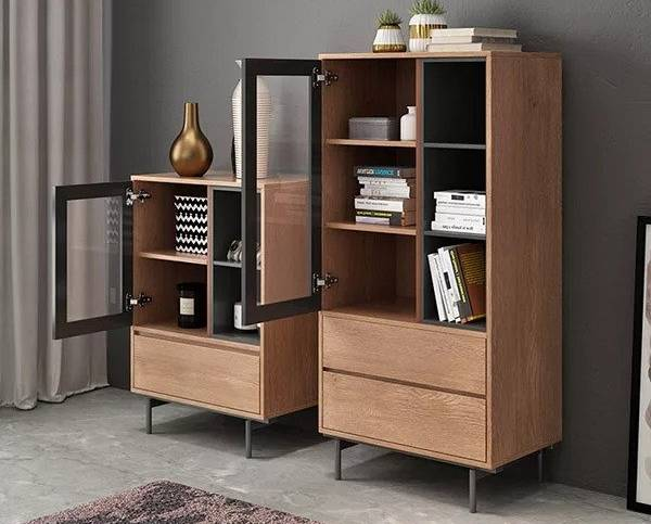 tủ hồ sơ gỗ đẹp, Bí kíp hữu ích để chọn và bố trí tủ hồ sơ gỗ đẹp, hợp phong thủy