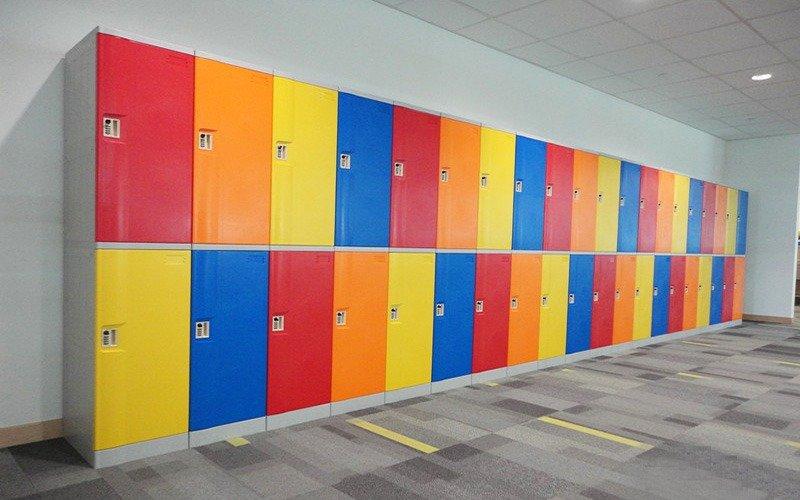 tủ locker, Tủ locker có phải là lựa chọn đầu tư thông minh?