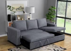 Sofa giường – xu hướng chọn lựa mới ấn tượng và độc đáo