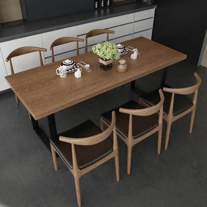 bộ bàn ăn 6 ghế, Thay đổi phòng ăn của bạn ngay lập tức với bộ bàn ăn 6 ghế