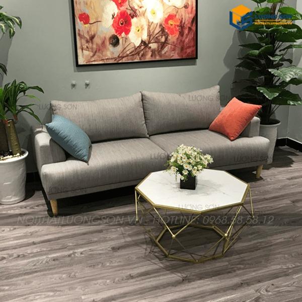 sofa văng, Sofa văng – lựa chọn khôn ngoan cho phòng khách hiện đại