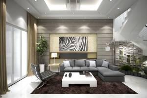 Thiết kế phòng khách đẹp, hiện đại – gia chủ cần lưu ý gì?