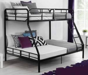 Mách nhỏ cách bố trí giường tầng đẹp và đảm bảo phong thủy