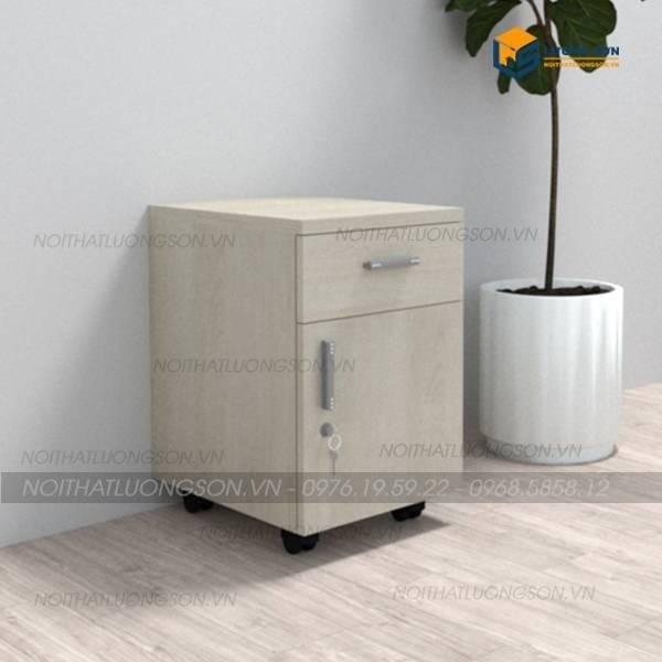 hộc tủ di động, Thay đổi không gian làm việc chỉ với hộc di động