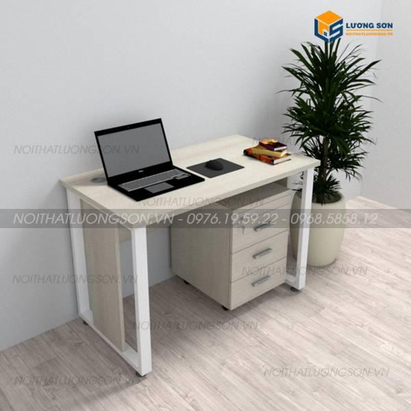 bàn làm việc văn phòng 1m2